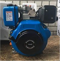 Двигатель дизельный Беларусь 186 F для редукторного мотоблока, фото 1
