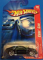 Базовая машинка Hot Wheels Overbored