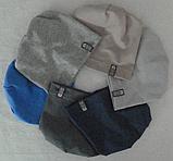 """Шапка-домик """"Viva"""" удлиненная 3-8 лет, разные цвета, фото 2"""