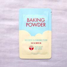 Etude House Baking Powder Очищающая Пенка BB Deep Cleansing Foam 3 ml