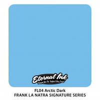 Краска для татуировочных работ Eternal  ink. Arctic Dark - Frank La Natra 1/2 oz