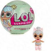L.O.L. кукла Лол сюрприз в шаре (10*10 см) 2 сезон