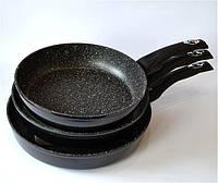 Набор сковородок Edenberg EB-1735 (24cм,26см,28 см)