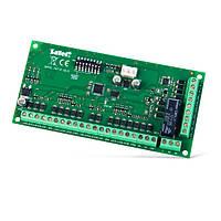 INT-R Охранная сигнализация  Универсальный модуль расширения считывателей карт / ключей