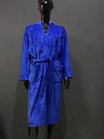 Яркий женский халат