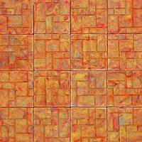 Плитка тротуарная Гранплит Шербурд 285х285х35 мм
