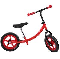 Мега скидка!! Детский беговел PROFI KIDS 12 д  с ева колесами  M 3437-3TW красный  ***