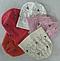 Шапка для девочек 3-8 лет, разные цвета, фото 2