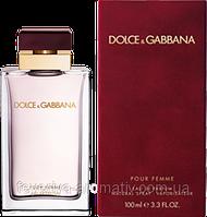 Парфюмированная вода Dolce & Gabbana pour Femme 100мл