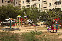 Детская деревянная песочница малая, фото 3
