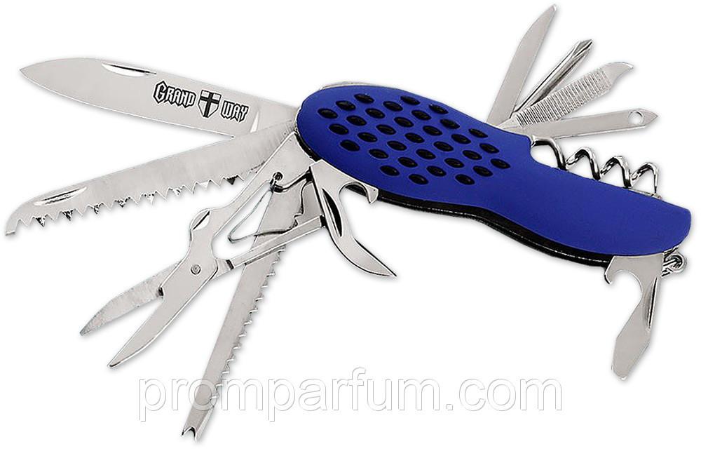 Нож многофункциональный 012 BUP складной MHR /07-2