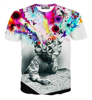 Мужская футболка Devin Du СС8214
