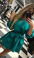 Платье с бантом 437893-3