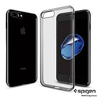 Чехол Spigen для iPhone 7Plus Liquid Crystal, Space Crystal, фото 1