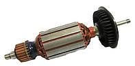 Якорь тст-н болгарки Bosch GWS 6-115 (35*155 мм, хвостовик - резьба 6 мм)