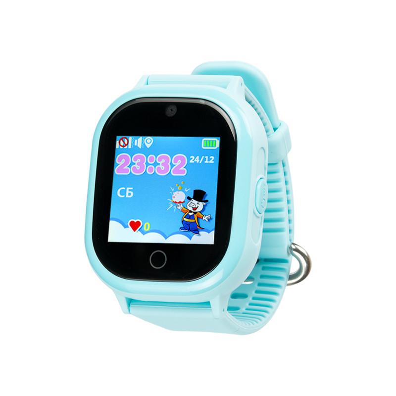 Детские часы с GPS трекером TD-05 влагостойкие