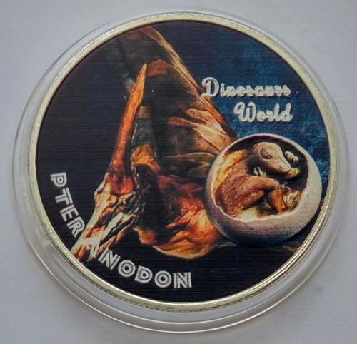 Мир динозавров. Птеранодон. 1 миллион долларов