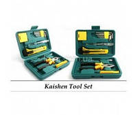 Набор инструментов в чемодане 12 предметов