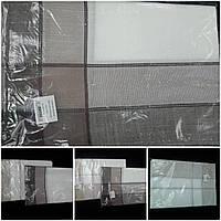 Кухонная скатерть из льна, 150х100 см., 300/260 (цена за 1 шт. + 40 гр.)