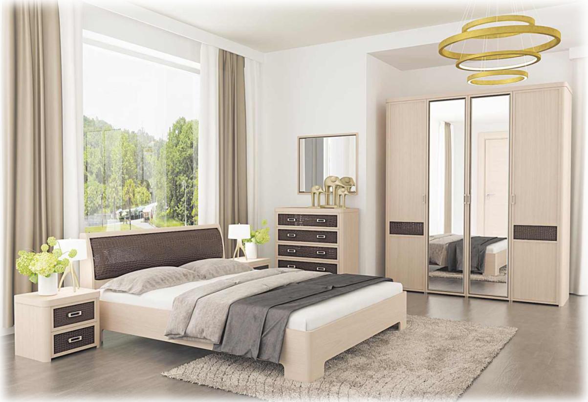 Спальня Камелия модульная (комп. №1)