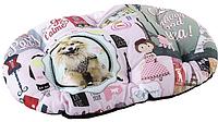 Подушка для кошек и собак RELAX 45/2 CUSCINO PARIS Ferplast