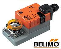 LM24A-SR-TP Электропривод Belimo с аналоговым управлением для воздушной заслонки 1,0 м²