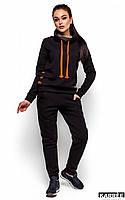 Женский костюм на флисе Karree Лестер черный