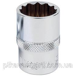 """Головка торцевая 12гр. 1/4"""" 6 мм LICOTA (F2006)"""
