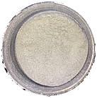 Перламутр серебряный белый KW163, 150мл, фото 2