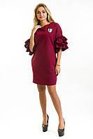 Сукня Лейла бордо, фото 1