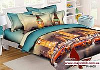 Комплект постельного белья машина Мазератти 1,5 спальный комплект 150х220
