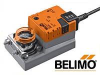 LM24AP5 Привод Belimo с потенциометром обратной связи 5 кОм для воздушной заслонки 1,0 м²