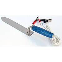 Нож пасечника из нержавеющей стали с электроподогревом