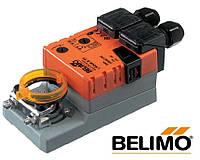 LM24A-S-TP Привод Belimo с доп контактом для воздушной заслонки 1,0 м²