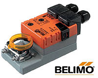 LM230A-S-TP Привод Belimo с доп контактом для воздушной заслонки 1,0 м²