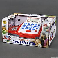 Кассовый аппарат для детей музыкальный