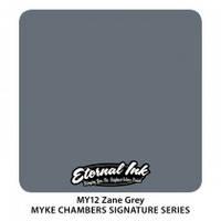 Краска для татуировочных работ Eternal ink. Muke Chambers. Zane Gray 1/2 oz, фото 1