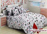 Комплект постельного белья Совята 1,5 спальный комплект 150х220 Paw Patrol
