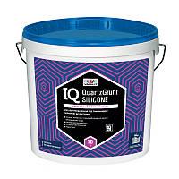 Силиконовая грунтующая краска IQ QuartzGrunt Silicone, 10 л