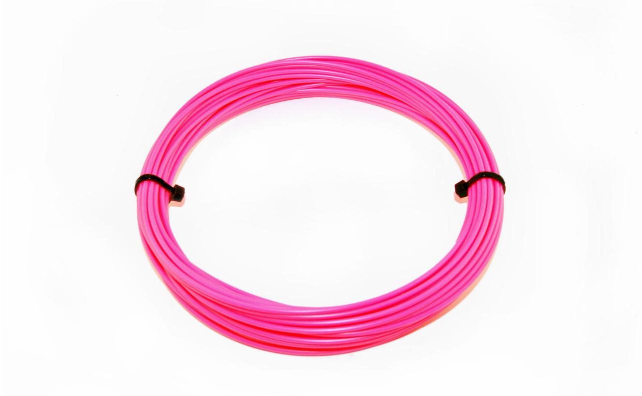 Розовый ABS Premium пластик для 3D ручки 10 метров