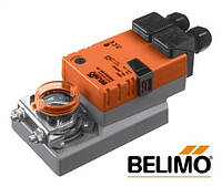NM24A-S-TP Электропривод Belimo с доп контактом для воздушной заслонки 2,0 м²