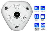 Wi-Fi / IP панорамная камера 3D XPX 360 градусов