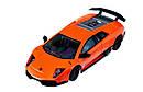Машинка микро р/у 1:43 лиценз. Lamborghini LP670 (оранжевый), фото 2
