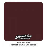 Краска для татуировочных работ Eternal ink. Rember Set. Port Wine 1/2 oz, фото 1
