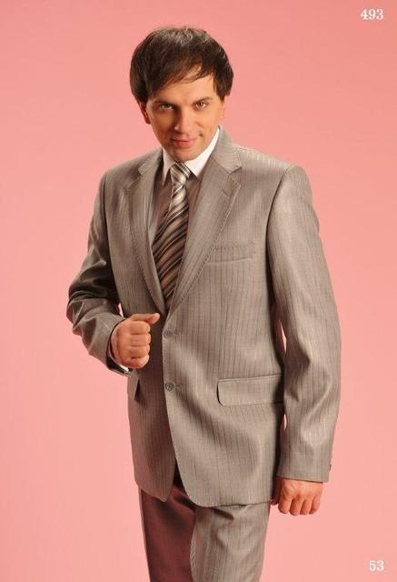 Мужской костюм West-Fashion модель 493