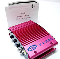Аудио усилитель KOAG V 200W, усилитель мощности звука