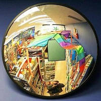 Сферическое круглое зеркало K-700