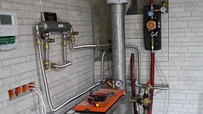 Монтаж солнечных коллекторов для нагрева бассейна объемом 16м3, а также как дополнительного источника энергии для догрева системы теплых полов... 3