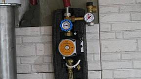 Монтаж солнечных коллекторов для нагрева бассейна объемом 16м3, а также как дополнительного источника энергии для догрева системы теплых полов... 4