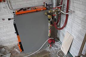 Монтаж солнечных коллекторов для нагрева бассейна объемом 16м3, а также как дополнительного источника энергии для догрева системы теплых полов... 5